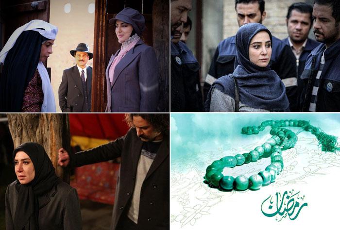 کدام سریال رمضانی پر مخاطب شد؟