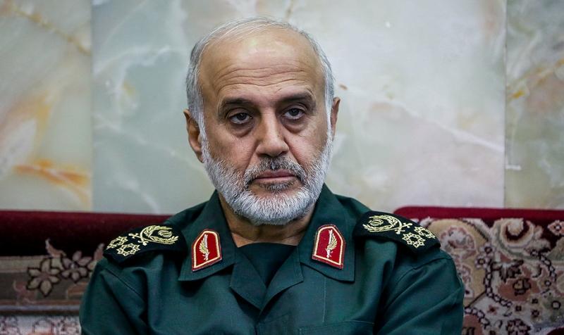 سرلشکر رشید: آمریکا جرات حمله نظامی به ایران را ندارند