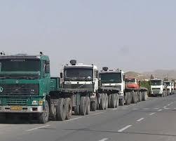 رفع موانع اجرای طرح نرخ حمل کالا بر اساس تن کیلومتر