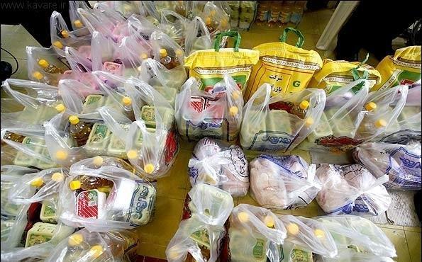 توزیع بیش از ۱۶ هزار بسته غدایی بین مددجویان کمیته امداد