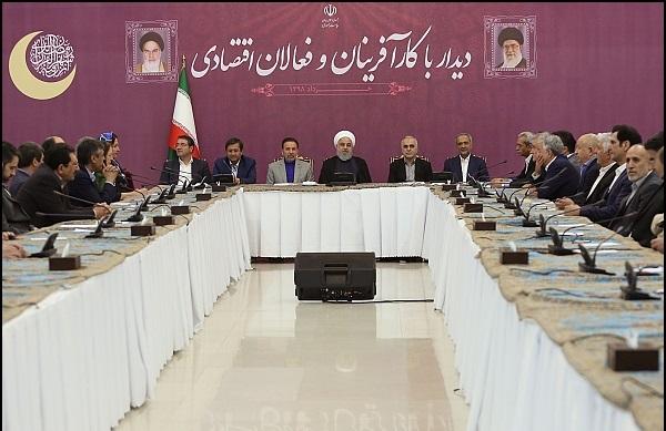 هدف دشمنان جلوگیری از ایرانی قدرتمند، متحد و توسعهیافته است/ حتماً بنگاههای دولتی باید واگذار شود/ قیمت ارز ۱۳ هزار تومان و حتی ۸ هزار تومان نیست