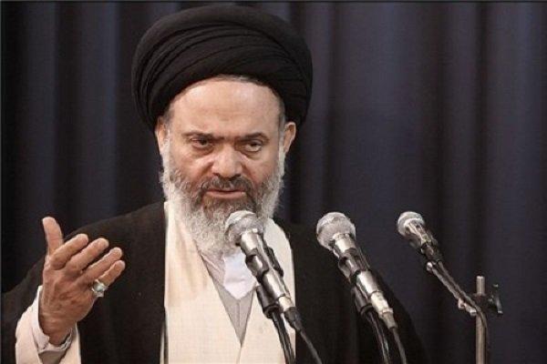 روز قدس روز مقابله مستضعفین علیه مستکبرین و وحدت اسلامی است