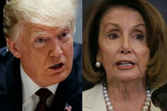 پلوسی: ترامپ در مرز هرج و مرج ایجاد میکند
