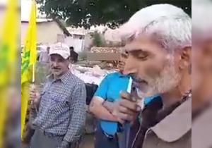 تماس با ترامپ از روستایی در مازندران! + فیلم