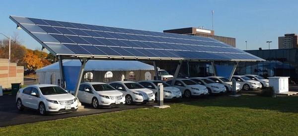 جنرال موتورز به دنبال گسترش شبکه ایستگاههای شارژ الکتریکی