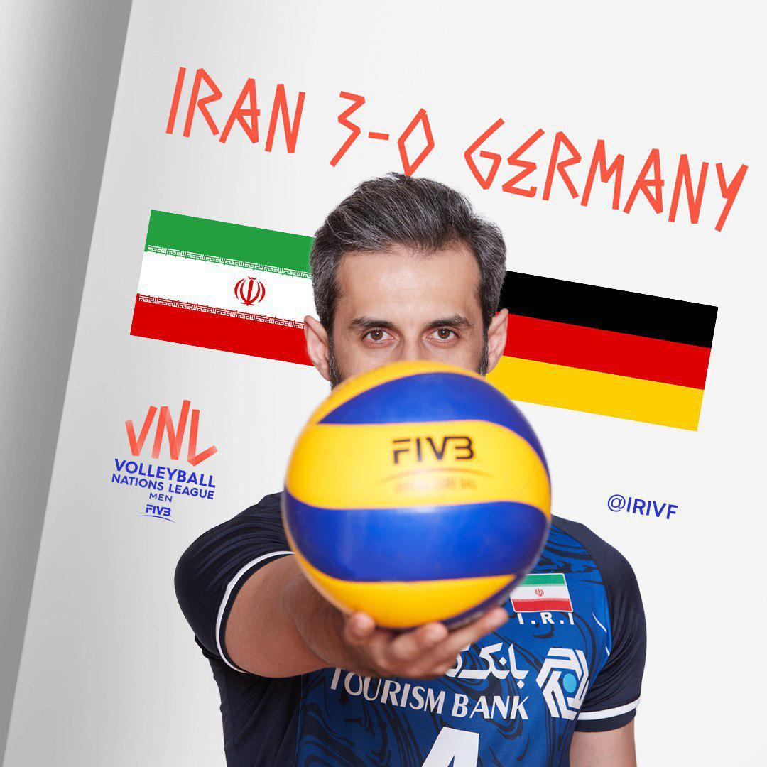 ایران ۳ - آلمان ۰ / زور ژرمنها هم به شاگردان کولاکوویچ نرسید