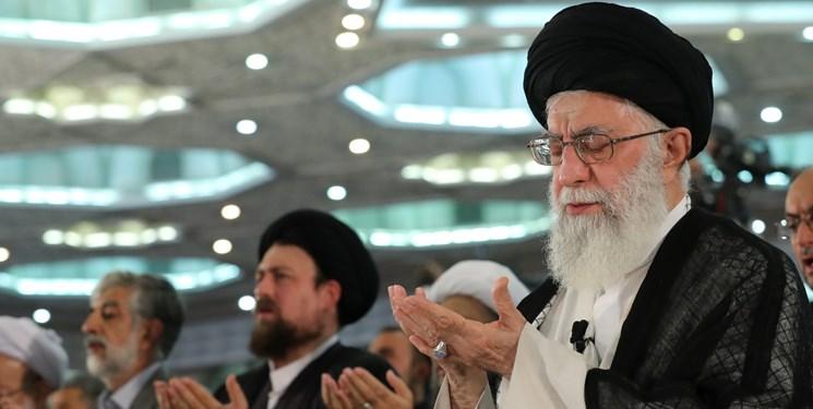 نماز عید فطر در تهران به امامت، ولی امر مسلمین اقامه میشود