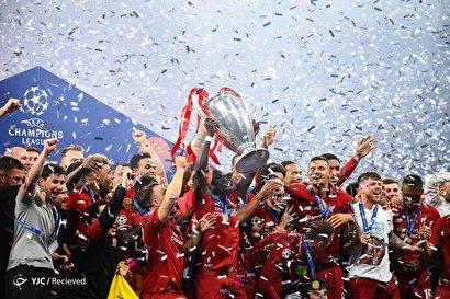 لیورپول فاتح لیگ قهرمانان اروپا