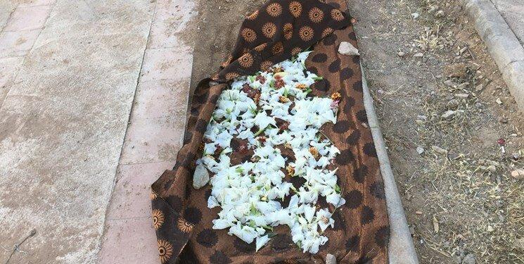 گریه های مادر داغدار یک دختر که در جنجال رسانه ای گم شد! +فیلم