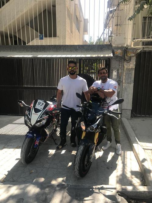 روایتی تکاندهنده از مرگ رکورددار سرعت در سعادتآباد/ «سالار اچآرسی»؛ از ویدئوهای جنجالی در اینستاگرام تا مرگ کف خیابان+ عکس