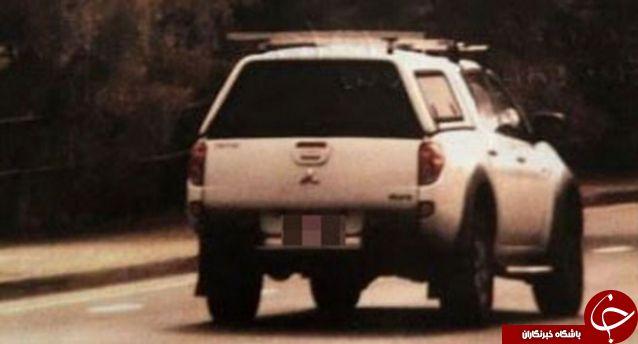 شگرد پلیس استرالیا برای شکار راننندگان متخلف! + تصاویر///