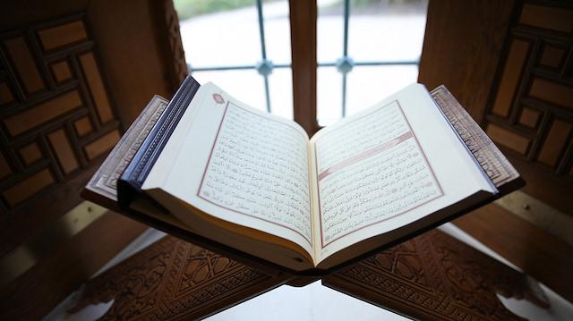 توهین به مسلمانان در حال افطار با سوزاندن قرآن در دانمارک