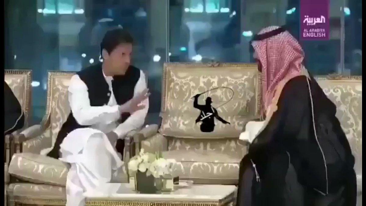 جواب قاطع نخست وزیر پاکستان به ولیعهد سعودی در خصوص ایران