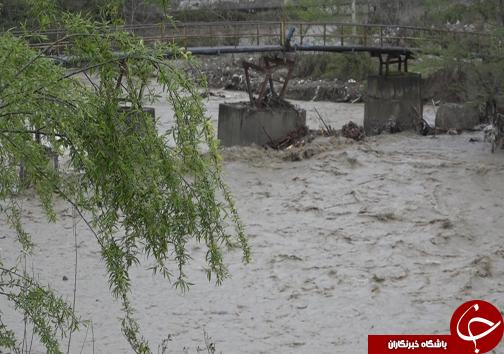 لزوم لایروبی رودخانههای مازندران برای گریز از سیل +فیلم