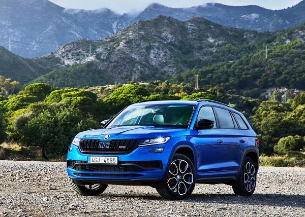 خودرو جدید شرکت اشکودا، رقیبی جدی برای BMW X3 +تصاویر