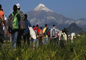 مکزیک: احتمال دارد با آمریکا بر سر مسئله مهاجرت توافق کنیم