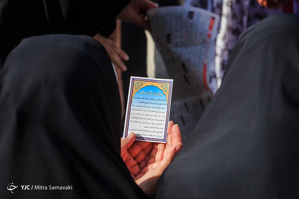 ثواب فطریه از صدقه بالاتر است / امیر المومنین (ع) شب عید فطر چه میکرد؟ / در عید فطر ارتباط با خدا بیشتر میشود