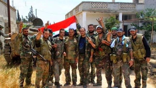 باشگاه خبرنگاران -آزادسازی اولین منطقه در جنوب ادلب