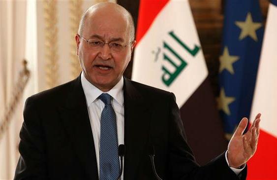 توهین رسانه سعودی به رئیسجمهور عراق به دلیل حمایتش از ایران