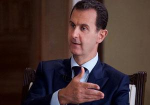 بشار اسد: ایستادگی مردم سوریه پایه و اساس گفتوگوی ملی است