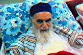 تصاویری کمتر دیدهشده از ایام بستری امام خمینی(ره) و روز تشییع ایشان +فیلم