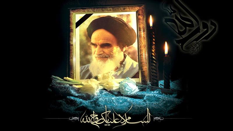 #امام_خمینی/ سوگ ما در هجر رهبر کمتر از یعقوب نیست؛ او پسر گم کرده بود و ما پدر گم کردهایم