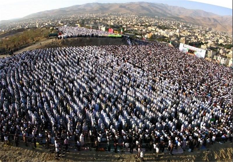 نماز عید فطر در مصلای همدان برگزار می شود