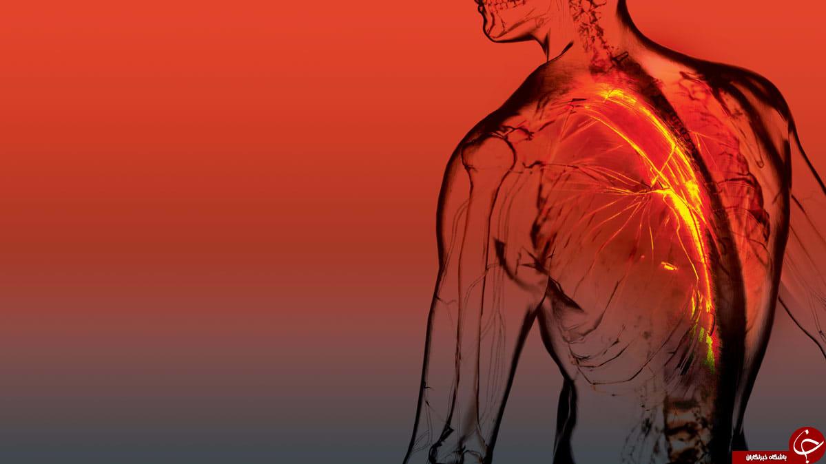 معرفی و بررسی انواع دردهای بدن انسان