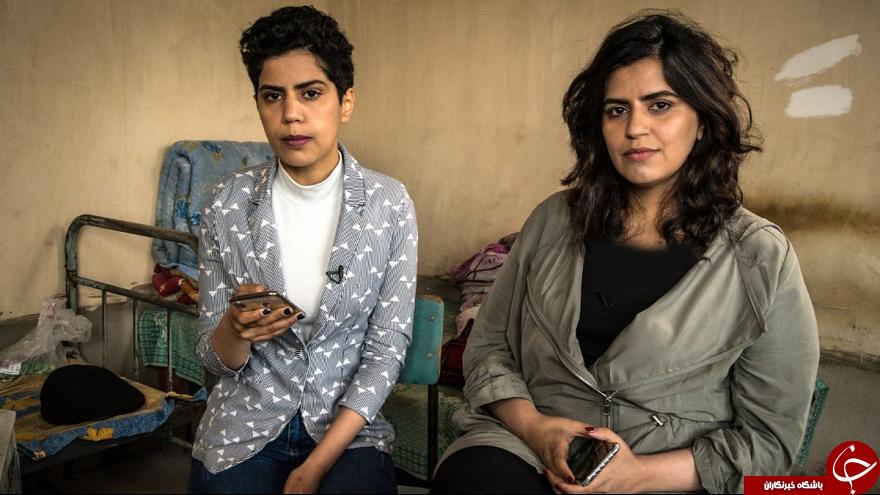 ماجرای فرار خواهران سعودی از عربستان با فریب یک اپلیکیشن + عکس