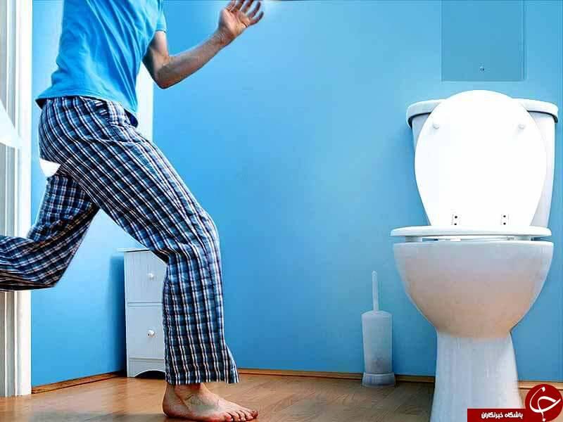 بررسی دلایل نیاز انسان به دستشویی در نیمه شب + روزی چند بار دفع طبیعی است؟!