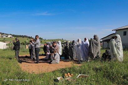 اقامه نماز عیدسعیدفطر در استانها -۳