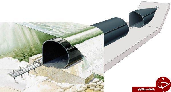 بررسی اهداف و مزایای ساخت سد لاستیکی + وضعیت سدهای لاستیکی در کشور