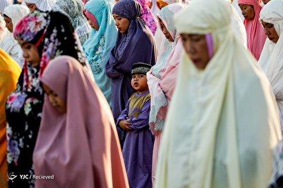 عیدسعیدفطر در سراسر جهان