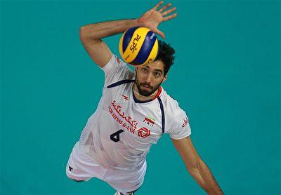 برترین حرکات محمد موسوی در هفته اول لیگجهانی والیبال + فیلم