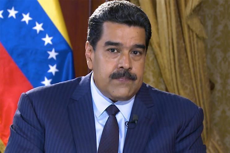 مادورو دستور بازگشایی مرز مشترک ونزوئلا و کلمبیا را صادر کرد