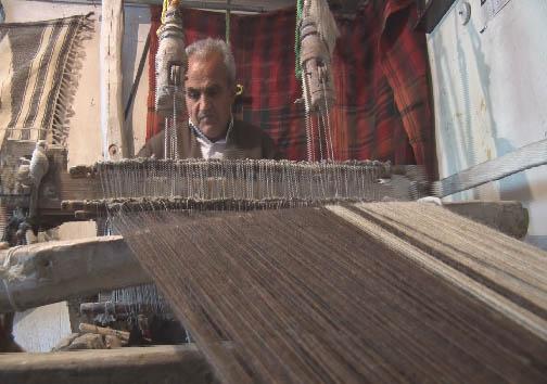 جاجیم بافی، هنری که باید گرد فراموشی از تار وپود آن زدوده شود