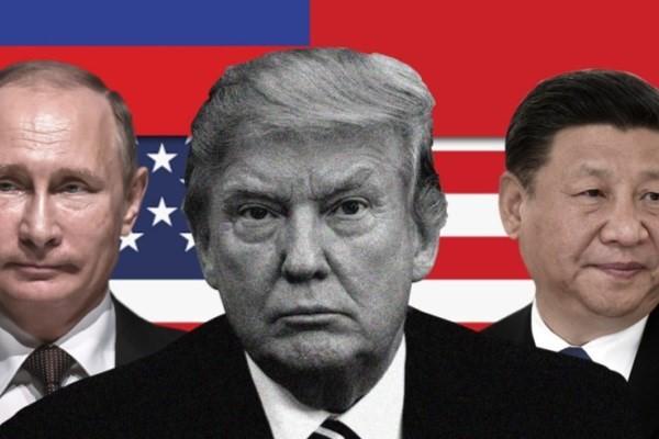 سیانان: چین و روسیه جبههای متحد ضد ترامپ به نمایش گذاشتند