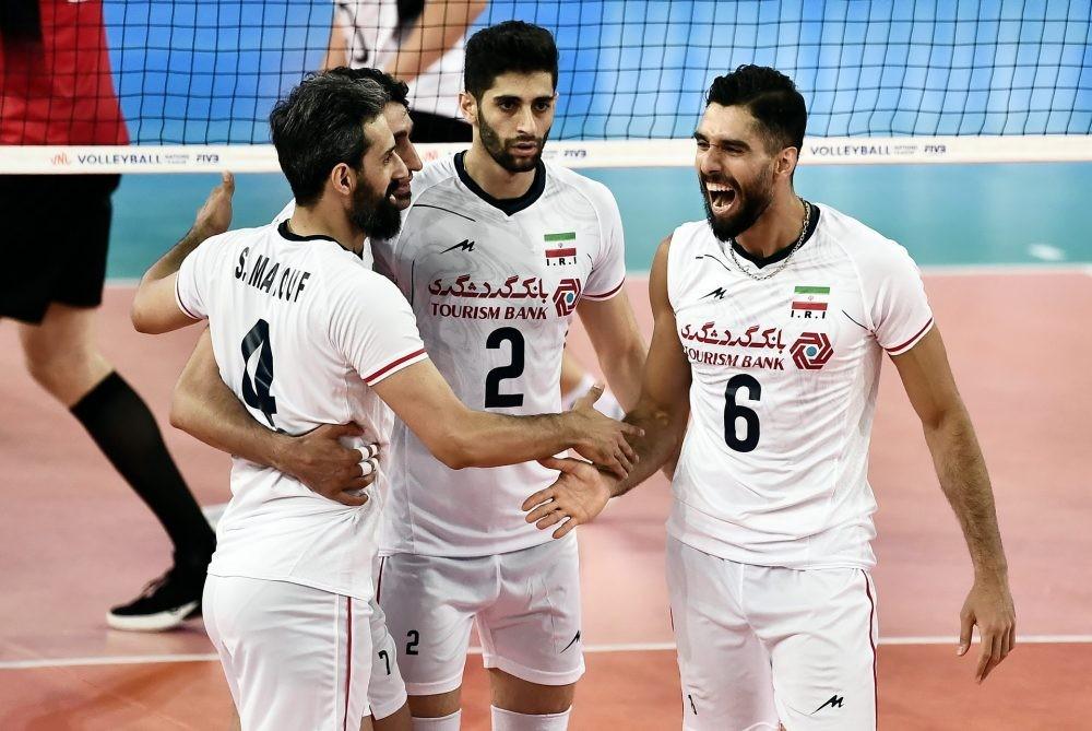 گزارش لحظه به لحظه هفته دوم لیگ ملتهای والیبال / ایران ۰ - ژاپن ۰