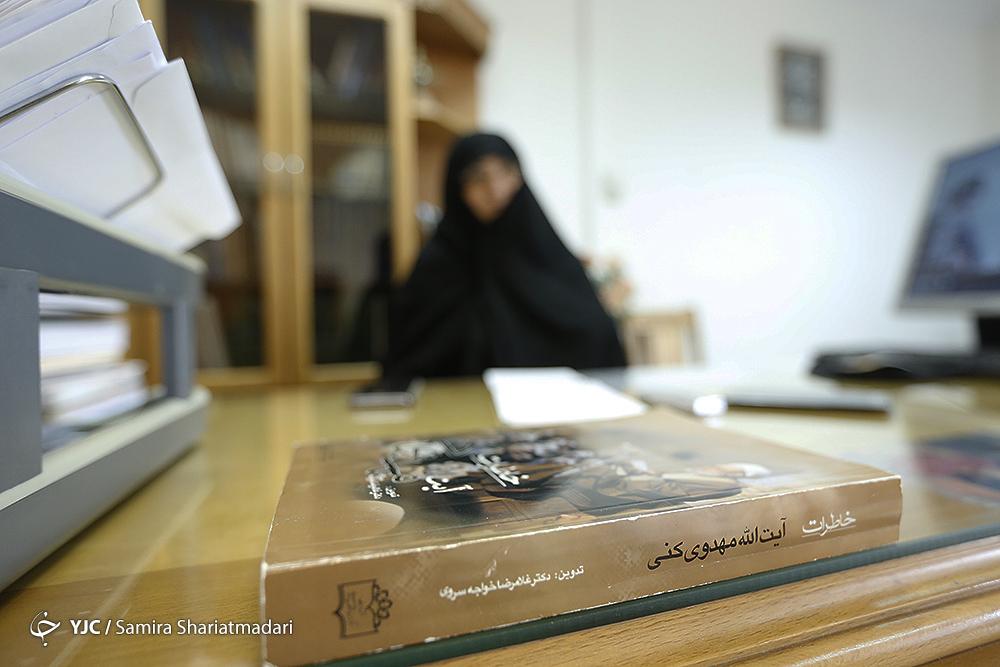 تشریح اهمیت آیت الله مهدوی کنی نسبت به حضور زنان در جامعه/ نگاه تربیتی ایشان به افراد جامعه و خانواده /وقتی عدهای در تلاشند مفهوم دختران انقلاب را تغییر دهند