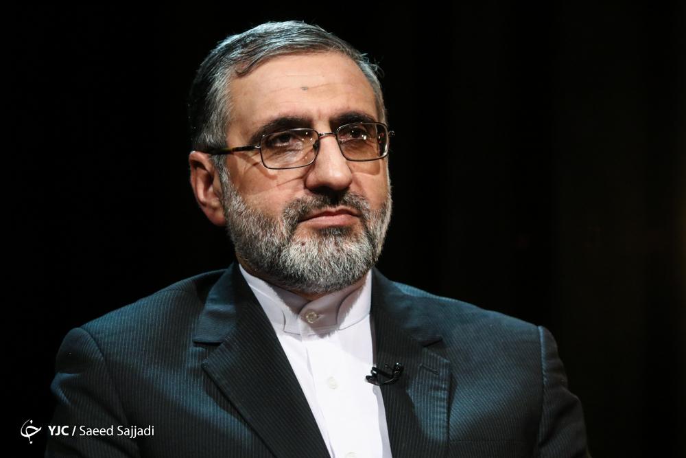 تیزر برنامه «۱۰:۱۰ دقیقه» با حضور غلامحسین اسماعیلی سخنگوی قوه قضائیه