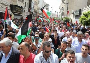 گروههای فلسطینی در اعتراض به نشست منامه اعلام اعتصاب سراسری کردند