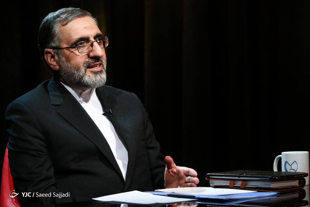 غلامحسین اسماعیلی سخنگوی قوه قضائیه
