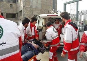 امدادرسانی هلالاحمر اصفهان به 255 حادثهدیده در 89 حادثه