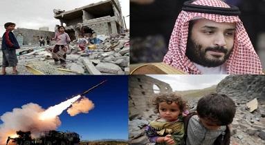 قدرت نمایی مقاومت یمن در مقابل جنگی نابرابر + فیلم