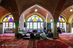 باشگاه خبرنگاران - بهار قرآن در مساجد بازار تبریز