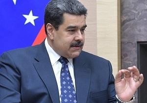 مادورو: مخالفان درآمد پالایشگاه نفتی ونزوئلا در آمریکا را سرقت میکنند