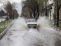 بکارگیری ۲۱۳ دستگاه ماشینآلات در پی بارشهای اخیر