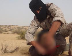 روحانیای که با زبان روزه توسط داعش سر بریده شد +تصاویر