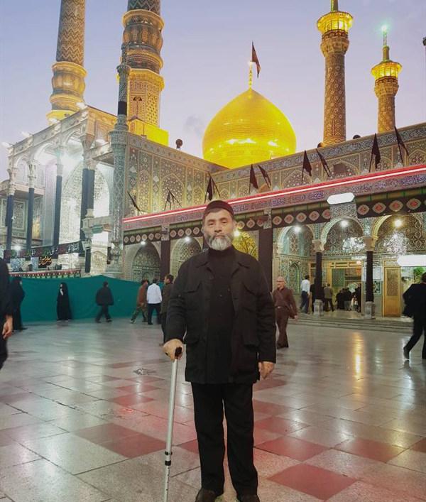 روحانی که با زیان روزه توسط داعش سر بریده شد+ تصاویر