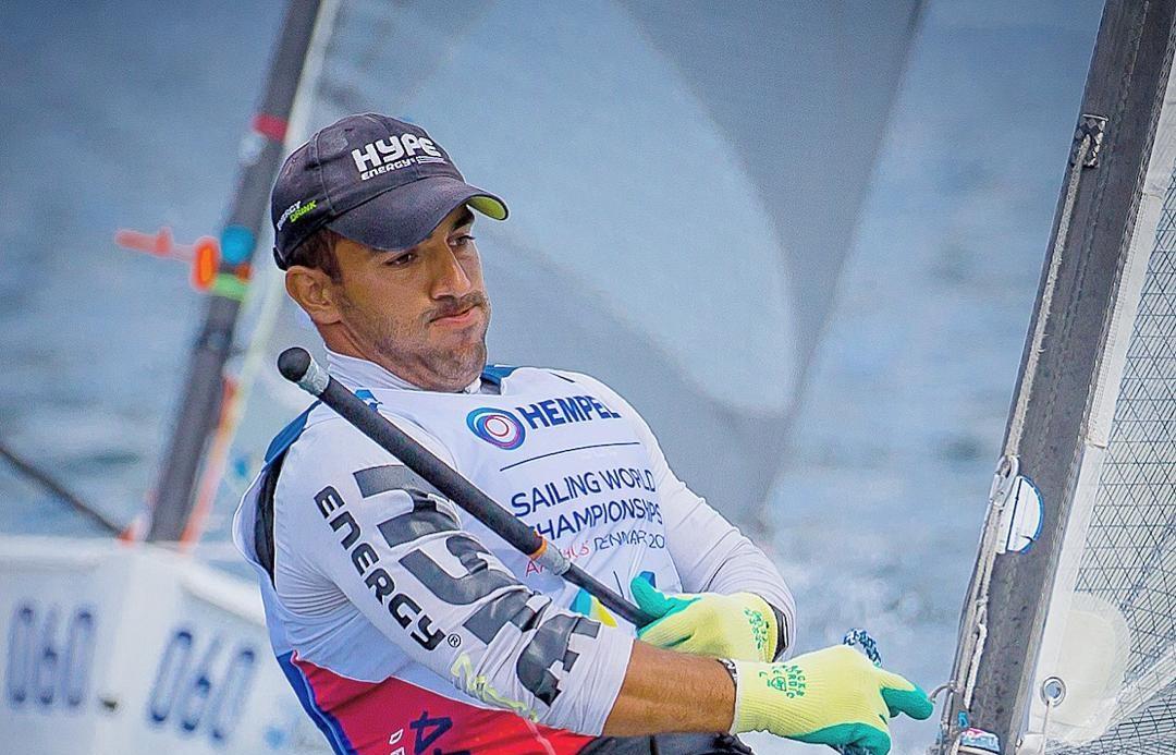احمدی: قایقرانی بادبانی یک رشتهی تجربی است/ اگر در مسابقات قارهای اول شوم سهیمه المپیک ۲۰۲۰ را بدست میآورم